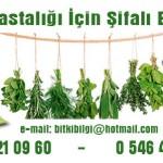 Sedef hastalığında bitkisel çözüm